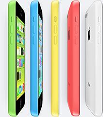 iPhone 5C 240